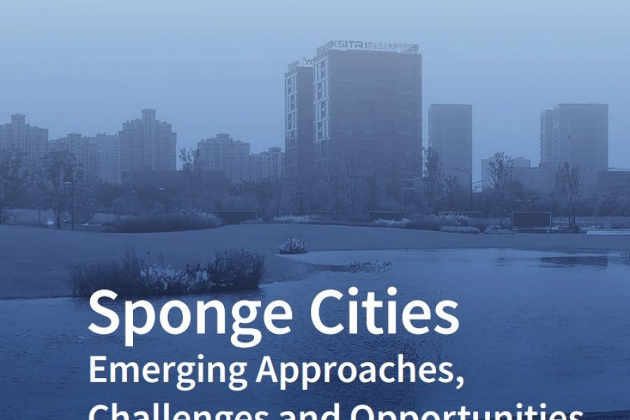 2018 Free eBook Download – Sponge Cities